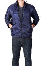 Beli Quincylabel Windbreaker Jacket Wolv Navy Nyicil
