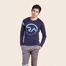 R - Kaos Lengan Panjang By RA Jeans (07901283)