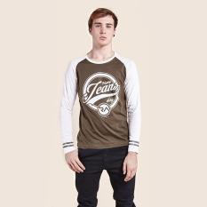 R - Kaos Lengan Panjang Pria By RA Jeans (07901279)