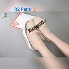 Diskon R2 Sepatu Slip On Gc30 Cream Akhir Tahun