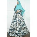 Harga R2G Store Syar I Monalisa Busana Muslim Wanita Biru Langit Syar I Online