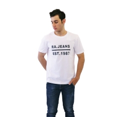 Ongkos Kirim Ra Jeans Est 1987 White Di Indonesia