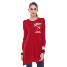 Review Ra Jeans Ladies Grab It Fast Red