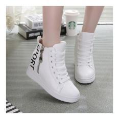 Jual Rafisha Sepatu Booth Sporty White Grosir