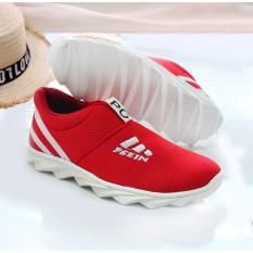 Beli Rafishashoes Sepatu Fashion Po Red Cicil