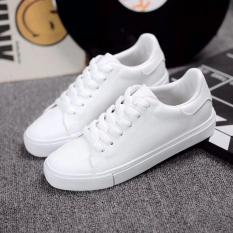 Rafishashoes-Sneakers List Justin-[Putih]