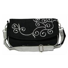 Toko Raflesia Tas Selempang Clutch Bag Black Jopanica 02 Di Indonesia