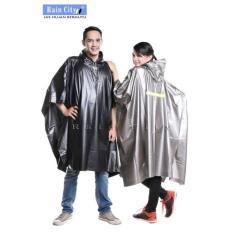 Diskon Produk Rain City Jas Hujan Poncho Tip Top Scotchlight Rain City 69106