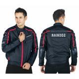 Beli Raindoz Jaket Rider Pria Ralx017 Piskines Black Kredit Jawa Barat