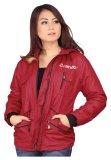 Review Raindoz Jaket Wanita Rrlx007 Sly Red Terbaru