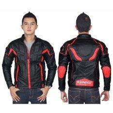 Raindoz Men's Jacket - Jaket Touring/Motor Pria RAL 013