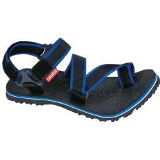 Jual Raindoz Rjj 1148 Sandal Hiking Gunung Pria Webing Spon Modis Hitam