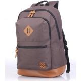 Beli Raindoz Tas Ransel Backpack Sekolah Kuliah Kerja Dinier Rdn015 Best Seller Brown Baru