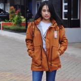 Jual Raja Clothing Jaket Parka Wanita Akrilik Yellow Raja Clothing Original