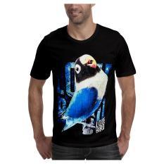 Raka Shop Kaos Burung Kicau Lovebird Mania LB08