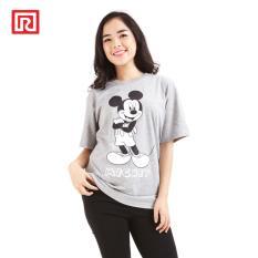 Jual Ramayana Disney X Ramayana Kaos T Shirt Disney Printed Classic Mickey Abu Abu Murah Di Jawa Barat