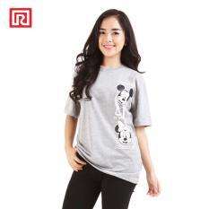 Spesifikasi Ramayana Disney X Ramayana Kaos T Shirt Disney Side Printed Mickey Minnie Abu Abu Yang Bagus Dan Murah