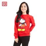 Ramayana Disney X Ramayana Sweater Disney Classic Mickey Merah Jawa Barat Diskon 50