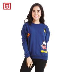 Toko Ramayana Disney X Ramayana Sweater Disney Printed Mickey Bottom Corner Navy Lengkap Jawa Barat