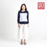 Toko Ramayana Jj Jeans Blouse Kombinasi Salur Navy Jj Jeans 07971438 Terdekat