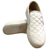 Spesifikasi Random House Chello Sepatu Sepatu Slip On Putih Terbaik