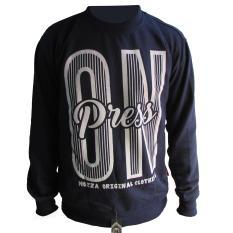 Beli Random House Sweater Mozza Clothing Biru Baru