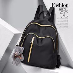 Beli Teddy Tas Ransel Wanita Oxford Backpack Korean Style Tas Punggung Wanita Murah