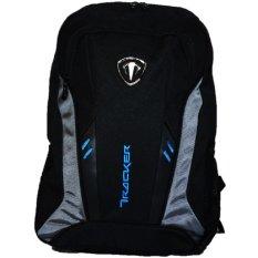 Toko Ransel Tracker Laptop Raincover Grey Blue Black Tracker