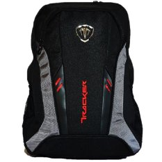 Promo Ransel Tracker Laptop Raincover Grey Red Black Indonesia