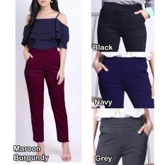 Spesifikasi Rasya Celana Panjang Basic Scuba Terbaru