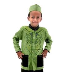 Rasya Setelan Busana Muslim koko anak 1-12Tahun