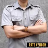 Jual Beli Rats Vendor Kemeja Outdoor Pdl Lengan Pendek Beige Jawa Barat
