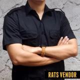 Perbandingan Harga Rats Vendor Kemeja Outdoor Pdl Lengan Pendek Hitam Rats Vendor Di Jawa Barat