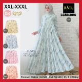 Review Toko Ratu Shopping Gamis Payung Miss Bee Jumbo Xxl Xxxl Lgm1006 Online