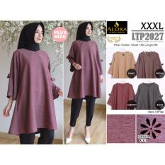 Harga Ratu Shopping Tunik Jumbo Size Xxxl High Quality Online Indonesia