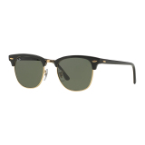 Promo Ray Ban Clubmaster Rb3016 W0365 Kacamata Unisex Crystal Green Indonesia
