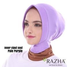 Razha Ciput Soul Anti Tembem Pale Purple