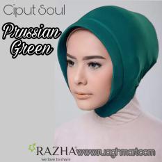 Razha Ciput Soul Anti Tembem Prussian Green
