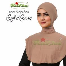 Jual Beli Razha Inner Ninja Soul Anti Tembem Cream Soft Mocca Di Indonesia