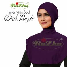 Razha Inner Ninja Soul Anti Tembem Dark Purple