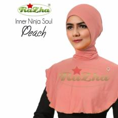Razha Inner Ninja Soul Anti Tembem Peach