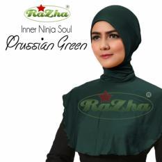 Razha Inner Ninja Soul Anti Tembem Prussian Green