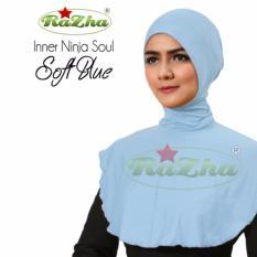 Razha Inner Ninja Soul Anti Tembem Soft Blue