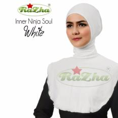 Razha Inner Ninja Soul Anti Tembem White