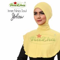Razha Inner Ninja Soul Anti Tembem Yellow