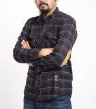 Situs Review Rdfl Bl Shirt Kemeja Flannel Hitam