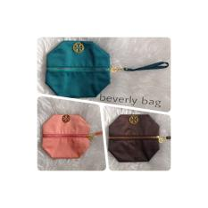 READY jual tas bag Pouch Torry Burch ORI LEATHER MIRROR