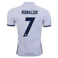 Real Madrid 2016 17 Musim Baru 7 CRISTIANO RONALDO Home Soccer Jersey-Intl
