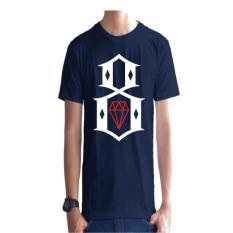 Review Rebel 8 T Shirt Dongker