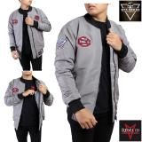 Rebel Id Jaket Bomber World Domination Misty Jawa Barat